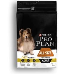 Pro Plan Adult Light/Sterilised OptiWeight pollo