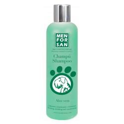 Champu con Aloe Vera Cicatrizante Calmante e Hidratante para Perros