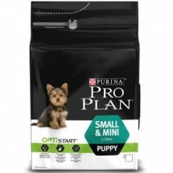 Pro Plan Puppy Small OptiHealth pollo