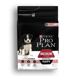 Pro Plan Medium Puppy sensitive salmón