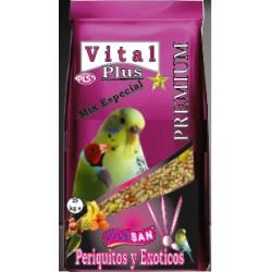 Mixtura Vital Plus Periquitos y Exoticos
