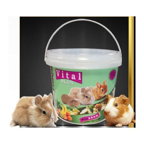 Vital Plus Conejos y Cobayas Cubo 5,5 L