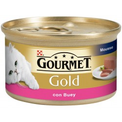 GOURMET GOLD Mousse con Buey