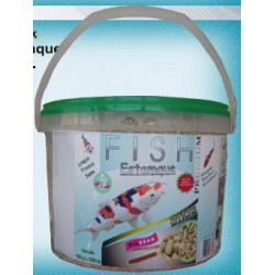 Alimento en Sticks para Peces de Estanque 1000 gr