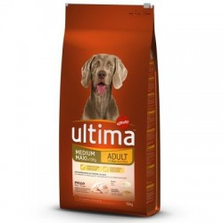 Affinity Ultima Dog Medium/Maxi Pollo y Arroz