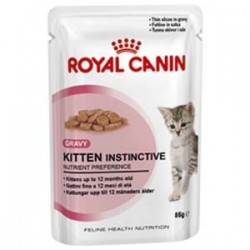 ROYAL CANIN KITTEN INSTINCTIVE 85GR