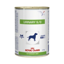 ROYAL CANIN CANINE URINARY S/O 410GR LATA