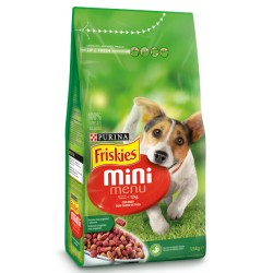 FRISKIES Mini Menu con Buey