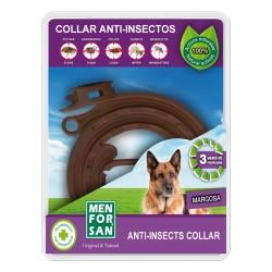 Collar anti insectos Perro con Margosa