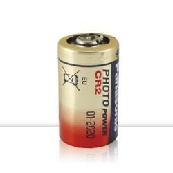 Pila de litio 3V CR2 Panasonic