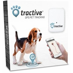 Tractive GPS Rastreador de Perros y Gatos