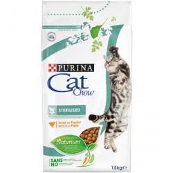 Cat Chow Esterilizado