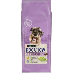 Dog Chow Senior con Pollo