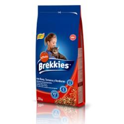 Brekkies Excel Cat Mix Buey