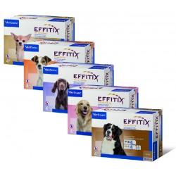 Effitix 4 pipetas