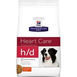 Hills PD Canine h/d