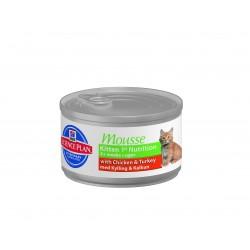 Hills SP Feline Kitten 1st Nutrition con Pollo y Pavo Mousse (lata)