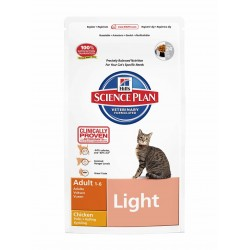 Hills SP Feline Adult Light con Pollo