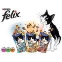 Golosinas y snacks gato