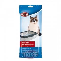 10 Bolsas para bandeja higiénica gatos