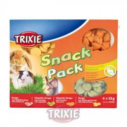 Pack de Snacks para Roedores 140gr