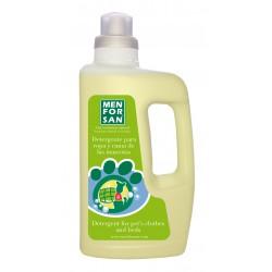Detergente especial para la Ropa y Cama de los Perros