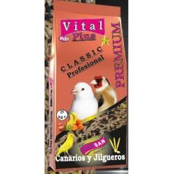 Mixtura Vital Plus Classic Profesional Canarios y Jilgueros