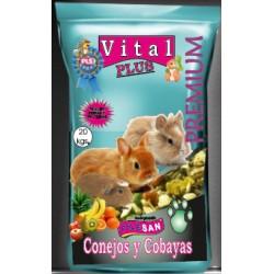 Vital Plus Premium Conejos y Cobayas