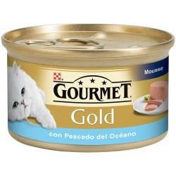 GOURMET GOLD Mousse con Pescado del Océano