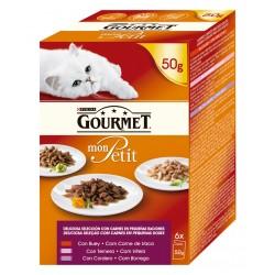 GOURMET MON PETIT Selección de Carnes (Buey, Ternera y Cordero)