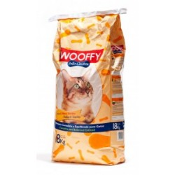 WOOFFY GATOS POLLO