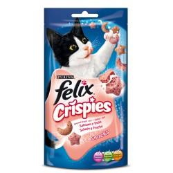 Felix Crispies con sabor Salmón y Trucha