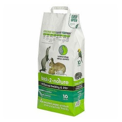 Lecho papel reciclado Back 2 nature