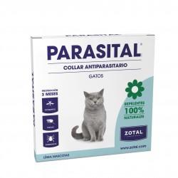 Parasital collar antiparásitos gato