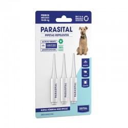 Pipetas Parasital perro mediano (10 - 25kgs)