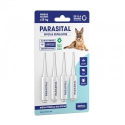 Pipetas parasital perro grande (+25kgs)