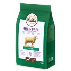 Nutro perro adulto cordero grain free 11.5 KG