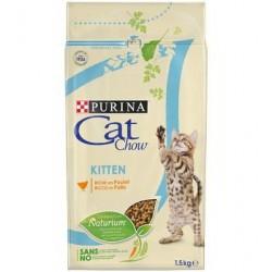 Cat Chow Gatitos con Pollo