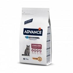 Advance Cat Senior Pollo y Arroz