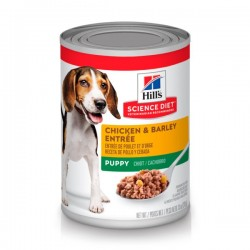 Hills SP Canine Puppy con Pollo (lata)
