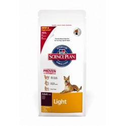 Hills SP Canine Adult Light Razas Medianas con Pollo
